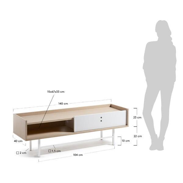 Televizní stolek La Forma Lish