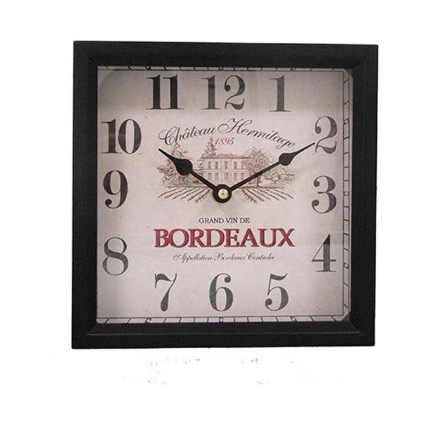 Hodiny Antic Line Bordeaux, výška 20cm
