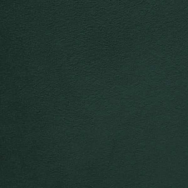 Petrolejově zelené křeslo a podnožka s podnoží v černé barvě Vivonita Cora Velvet