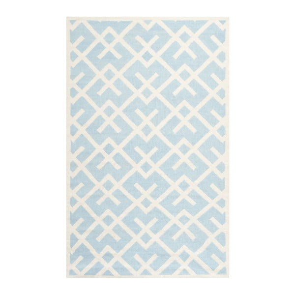 Vlněný koberec Marion Light, 121x182 cm