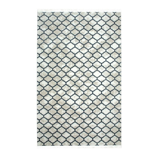Koberec Gritto Gris, 80 x 150 cm