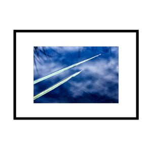 Po nebi, autorská fotografie Borise Stojanova (černý rám)