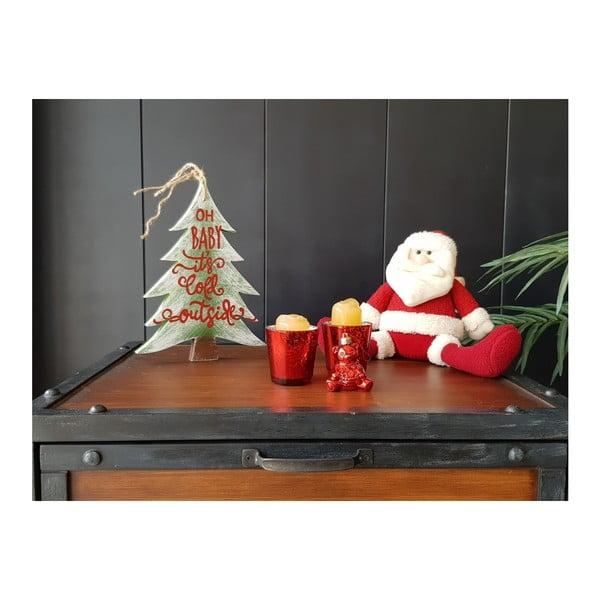 Decorațiune de perete pentru Crăciun Christmas Tree,30x2x23cm