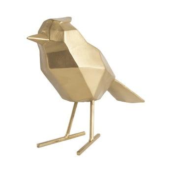 Statuetă PT LIVING Bird Large, auriu imagine