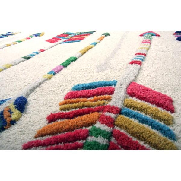 Dětský koberec Nattiot Arrow, 100x130cm