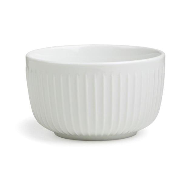 Bílá porcelánová miska Kähler Design Hammershoi, ⌀ 12 cm