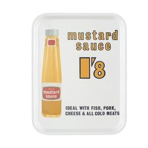 Podnos Mustard Sauce