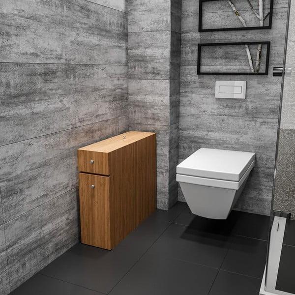 Dřevěný toaletní stolek Calencia