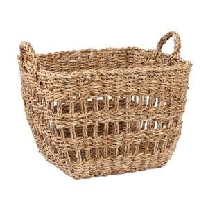 Úložný košíček z mořské trávy Slowdeco Sea, vel. M