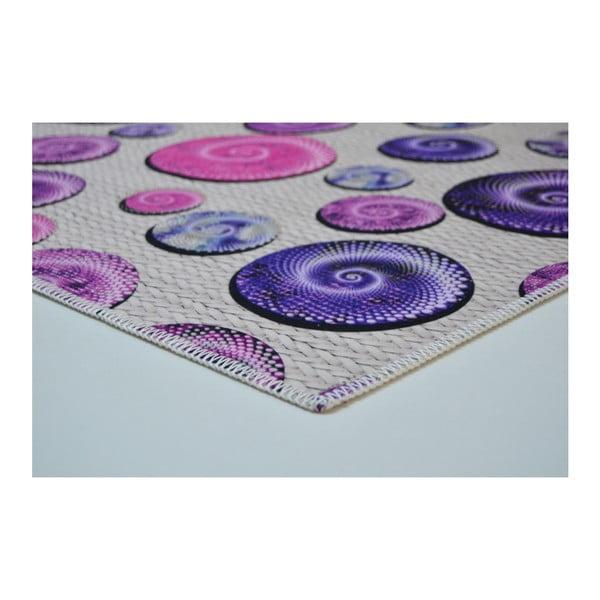 Odolný koberec Vitaus Ela,80x150cm