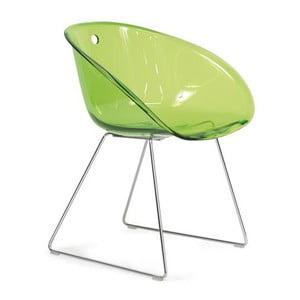 Pedrali židle Gliss 921, zelená
