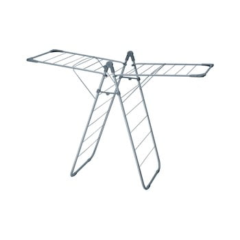 Uscător de rufe Addis 10M Slimline X Wing Graphite Metallic imagine
