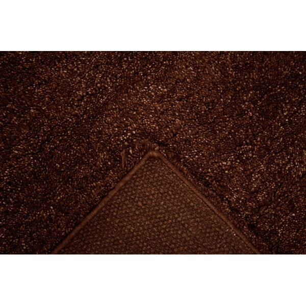 Vlněný koberec Himalaya Choco, 140x200 cm