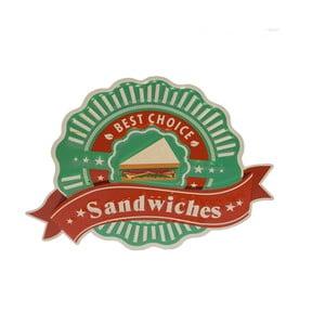 Cedule na stěnu Novita Sandwiches