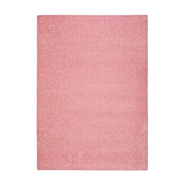 Covor Universal Princess, 200 x 140 cm, roz