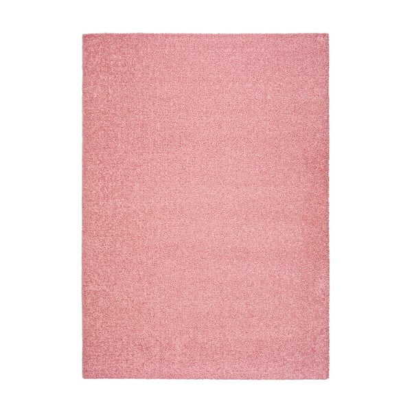 Różowy dywan Universal Princess, 120x60 cm