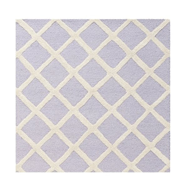 Vlněný koberec Sophie Light Purple, 182x274 cm