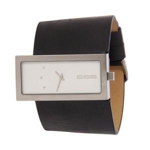 Dámské hodinky Watch Midnight Silver