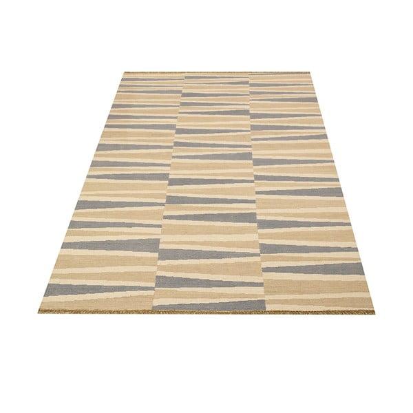 Ručně tkaný koberec Kilim Lounde, 200x300 cm