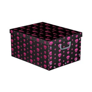 Úložná krabice Ordinett Skull