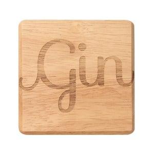 Podtácek z exotického dřeva T&G Woodware Gin