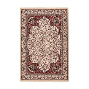 Vlněný koberec Byzan 541 Beige, 120x160 cm