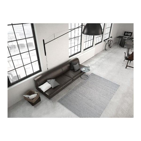 Koberec Spring 100 Grey, 80x150 cm
