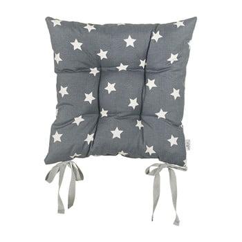 Pernă scaun Apolena Night Sky Dots, 41 x 41 cm de la Apolena