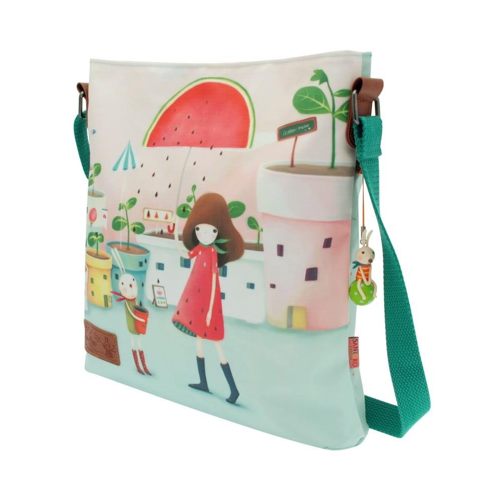 Oboustranná kabelka přes rameno Santoro London Kori Kumi Melon Showers