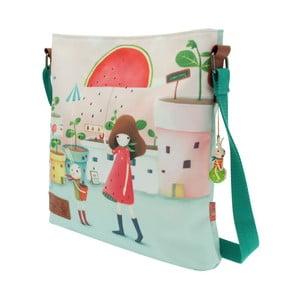 Oboustranná kabelka přes rameno Kori Kumi Melon Showers