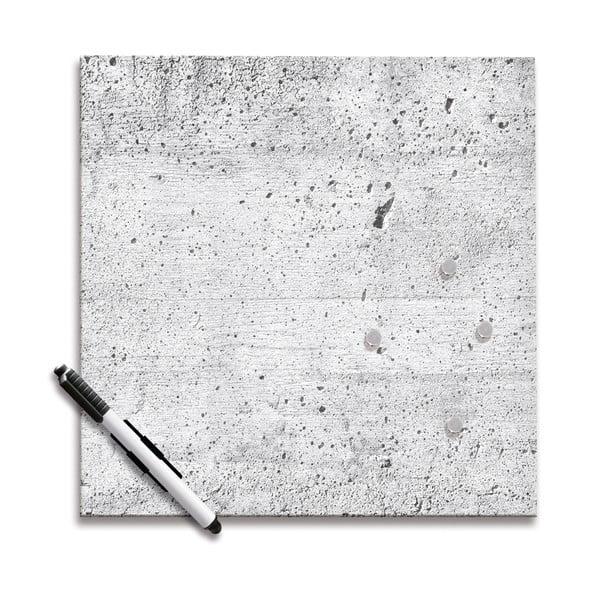 Magnetická tabule 6395, 30x30 cm