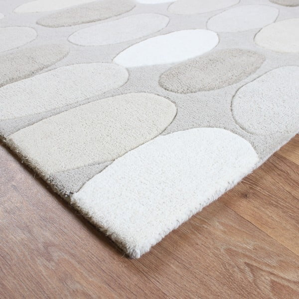 Vlněný koberec Sofia Natural 160x230 cm