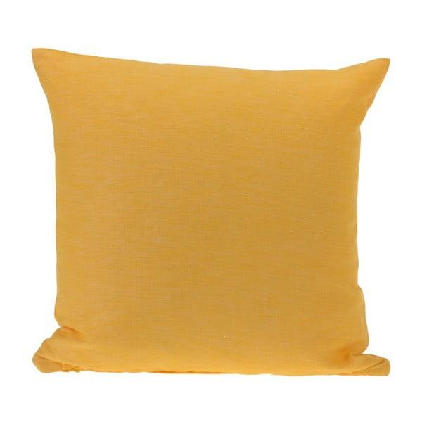 Polštář Melane Yellow, 40x40 cm
