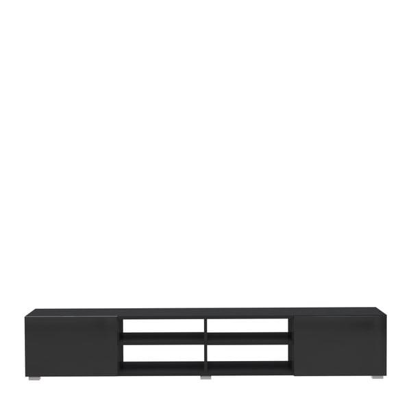 Podium fekete TV-állvány, szélesség 185 cm - Symbiosis
