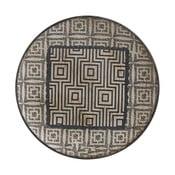 Keramický talíř InArt Nomba, ⌀ 25,5cm