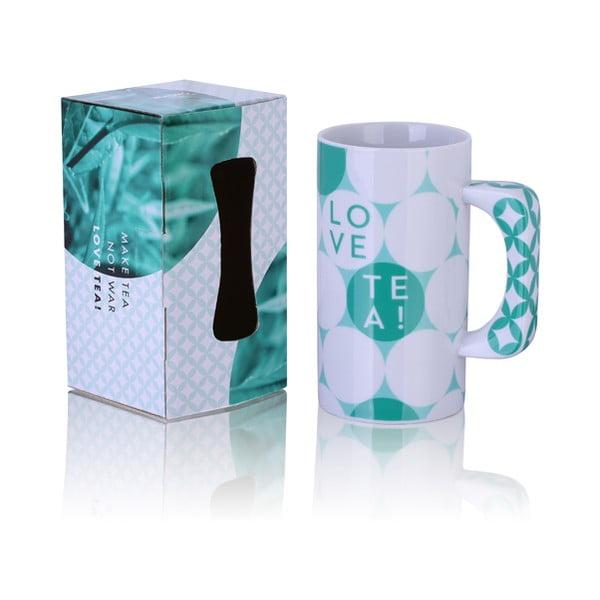 Hrnek na čaj Love Tea, 550 ml