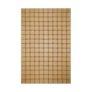 Koberec Casablanca Square 70x140 cm, béžový