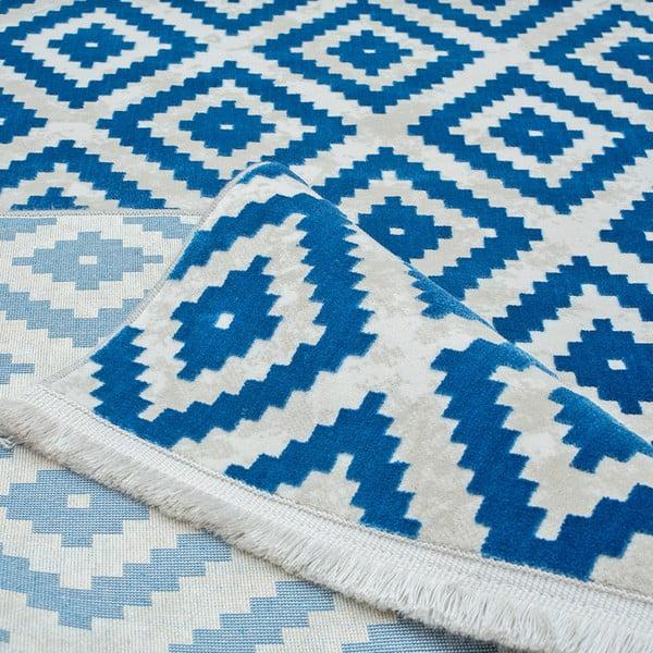 Koberec Munico Azul, 80 x 150 cm