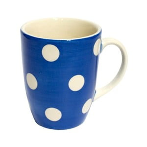 Puntíkatý hrnek French Blue Mug