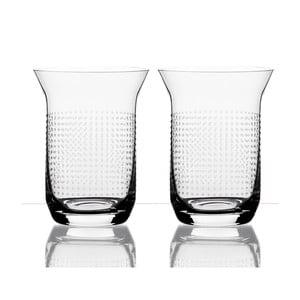 Sada 2 sklenic na vodu Dots od Olgoj Chorchoj, 300 ml