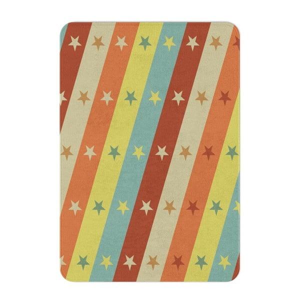 Detský koberec OYO Kids Star Stripes, 80 x 140 cm
