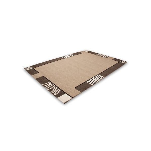 Koberec Balance 120x170 cm, karamelový