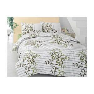 Lenjerie de pat cu cearșaf Hazal, 200 x 220 cm
