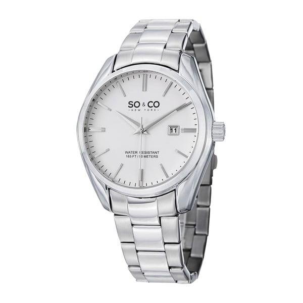 Pánské hodinky Madison Time Silver