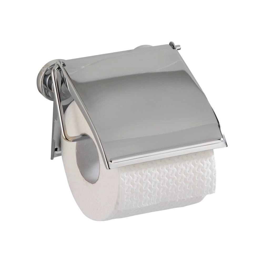 Samodržící stojan na toaletní papír Wenko Power-Loc Cover