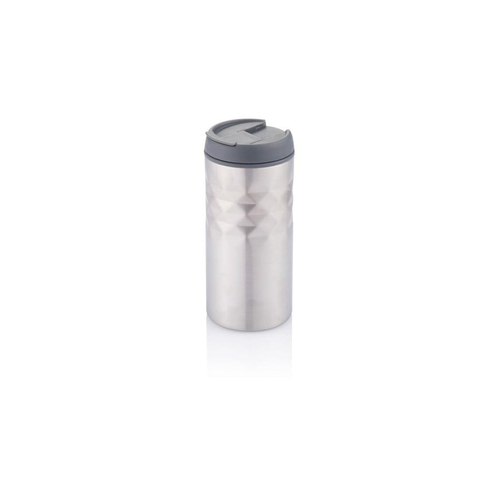 Stříbrný termohrnek XDDesign Mosa,300ml