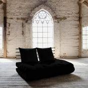 Canapea extensibilă Karup Shin Sano Black