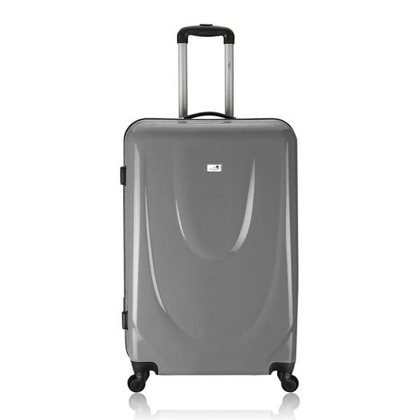 Kufr Luggage Gray, 114 l