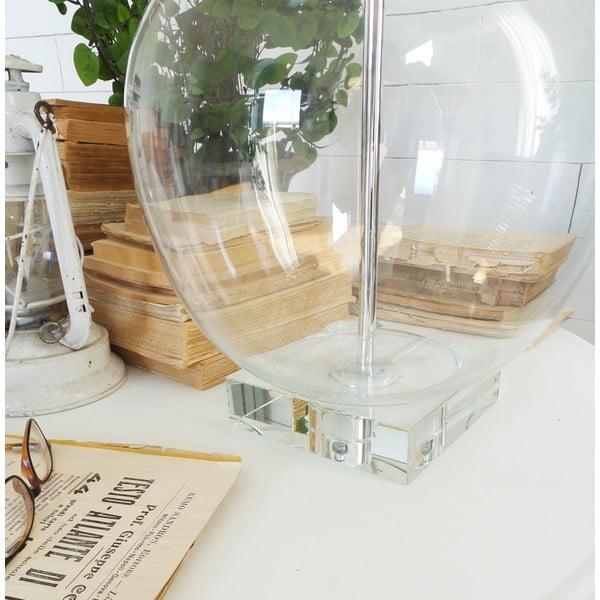 Stolní lampa Glassino