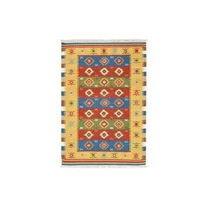 Ručně tkaný koberec Bakero Kilim Classic K38, 95x155 cm